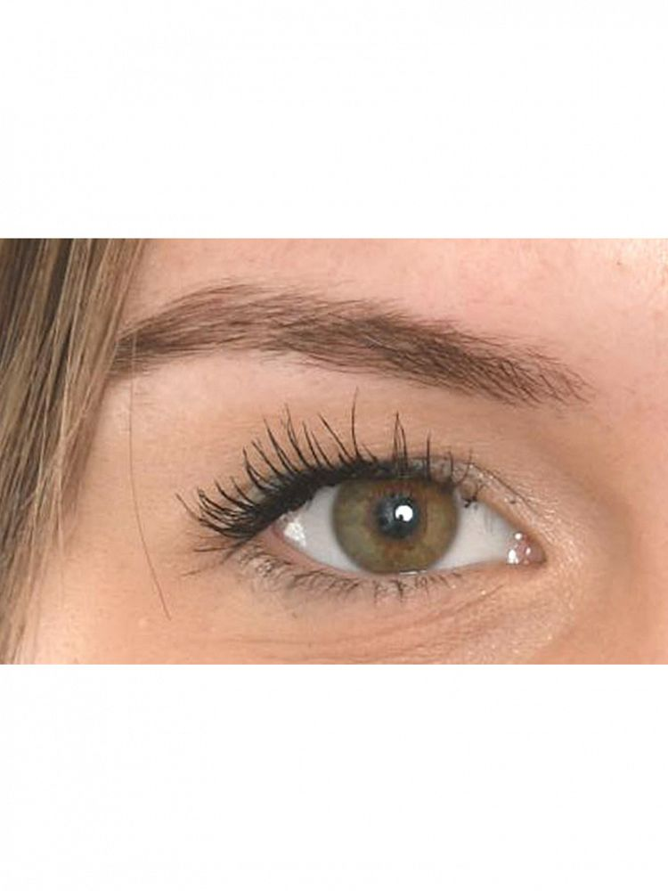 Eyebrows / Powderbrows before treatment