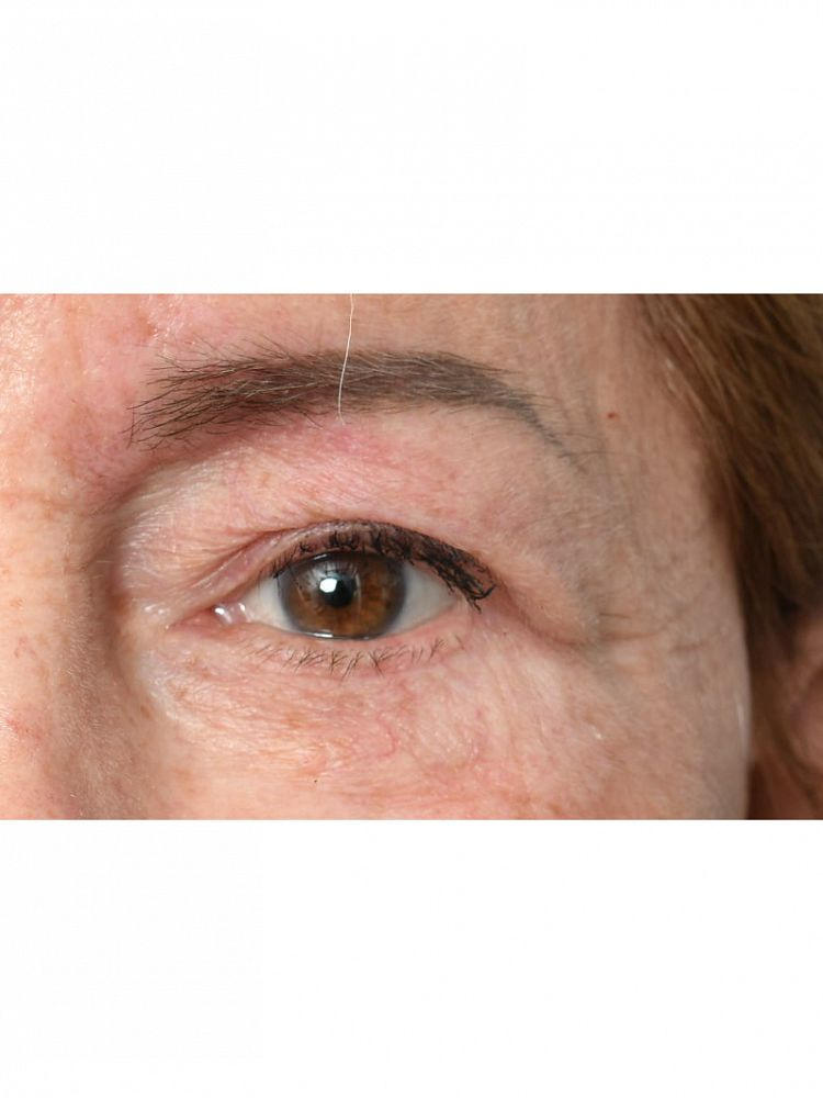 Eyebrows / Powderbrows after treatment